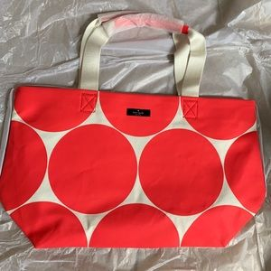 Kate Spade Brand New Canvas Tote